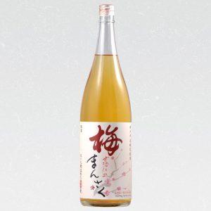 まんさくの花 甘酒仕込み梅酒「梅まんさく」
